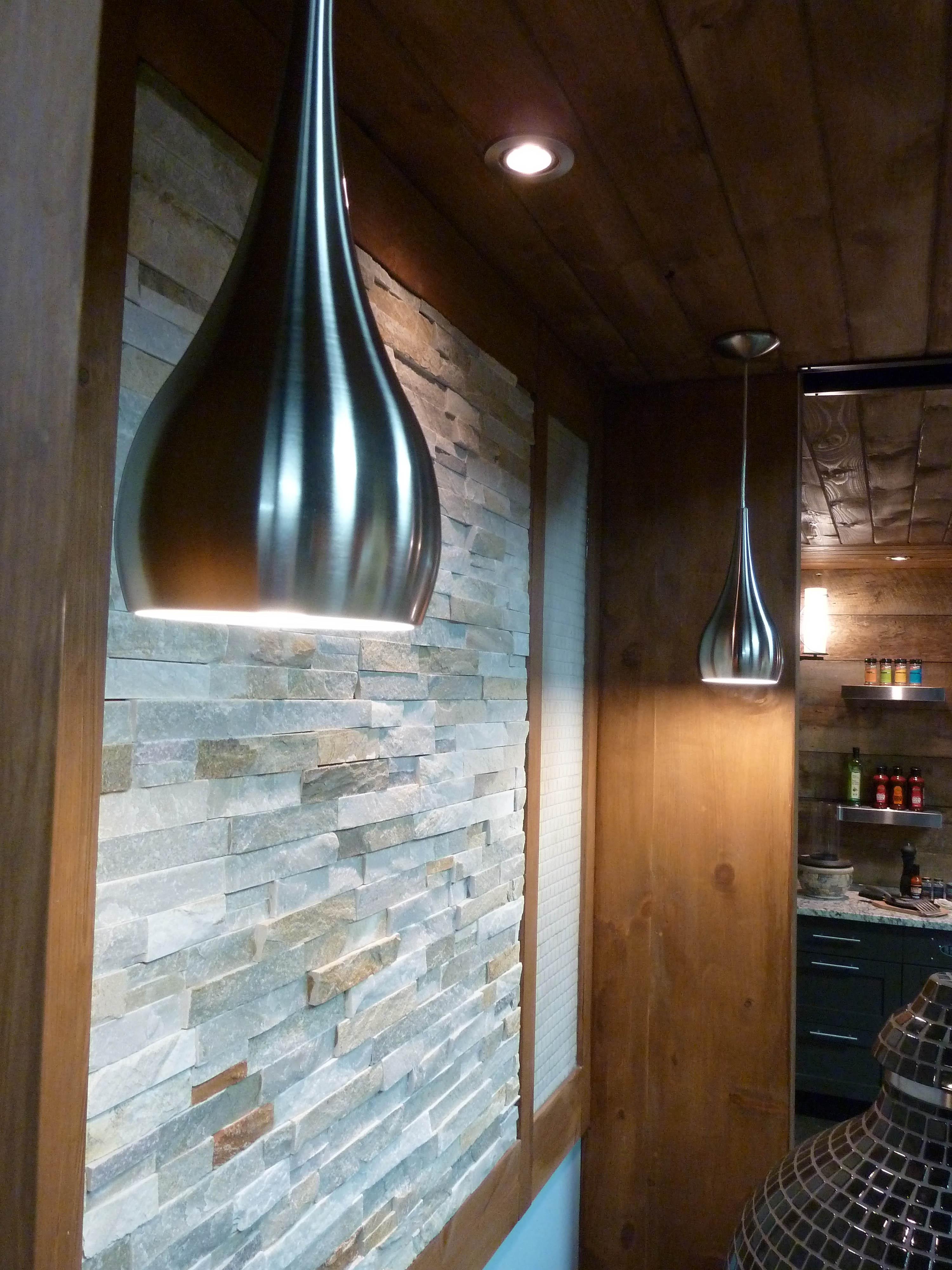 Lighting & Tile