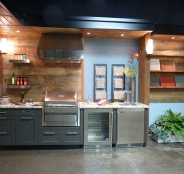 Capital Appliances and BBQ showroom