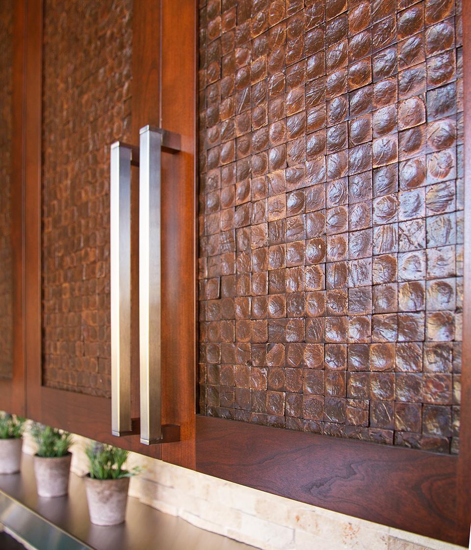 Upper Door Detail