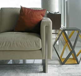 Section & End table