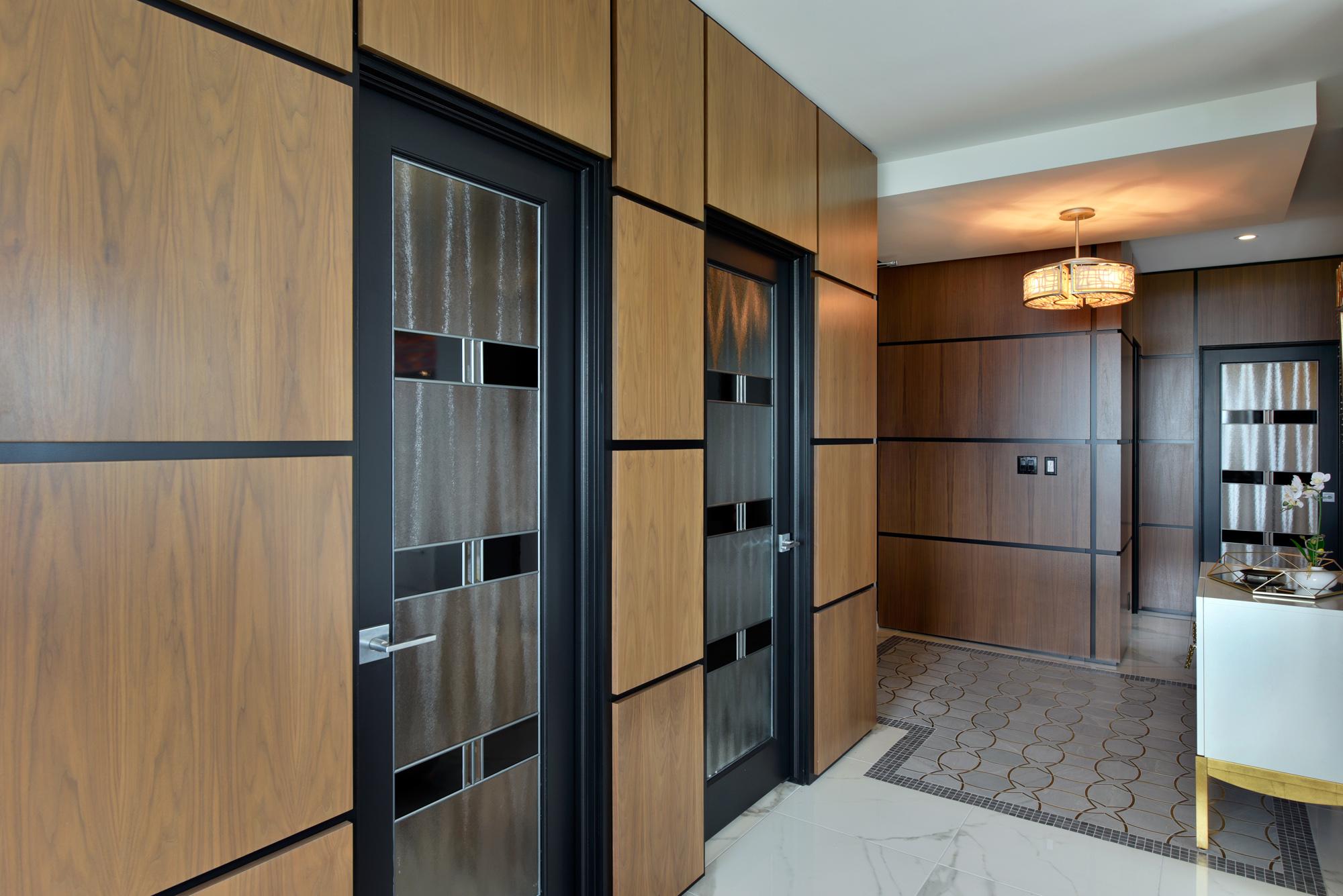 Door and Wall Panel