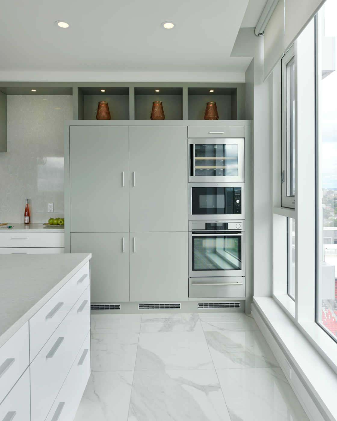 Kitchen Built-in Refrigerator