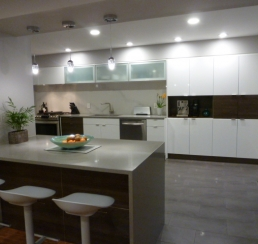 Pascal Place Kitchen
