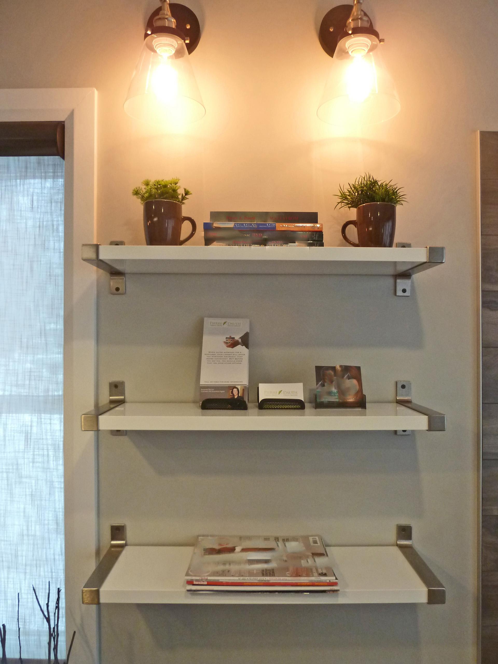 Publication Shelves