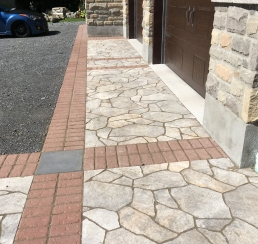 Pavers design detail