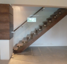 Stair detailling