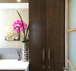Linen Cabinet Detail