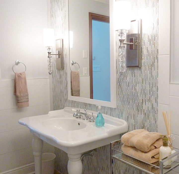 Powder room Overview