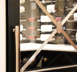 Wine Cellar Door Detail