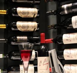 Wine Cellar Detail